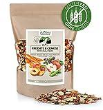 AniForte Barf Additivo per cani frutta e verdura con erbe, 1 kg – Prodotto naturale, Barf cibo complementare, senza glutine, fiocchi senza additivi artificiali, 100% complemento naturale, mangime