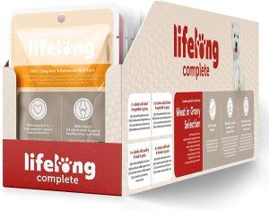 LifeLong<br>Alimento Completo per Cani Adulti in Sacchetti